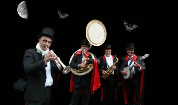 Dixieland Halloween Orkest