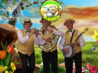 Dixieland Paas Orkest, paashazenorkest