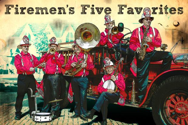 Dixieland Brandweermannen Brandweerorkest