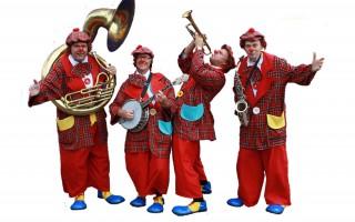 Dixieland Clowns Orkest