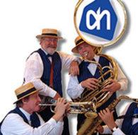 Dixieland Huisorkest Albert Heijn (tijdelijke foto)