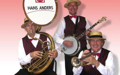Dixieland Huisorkest Hans Anders