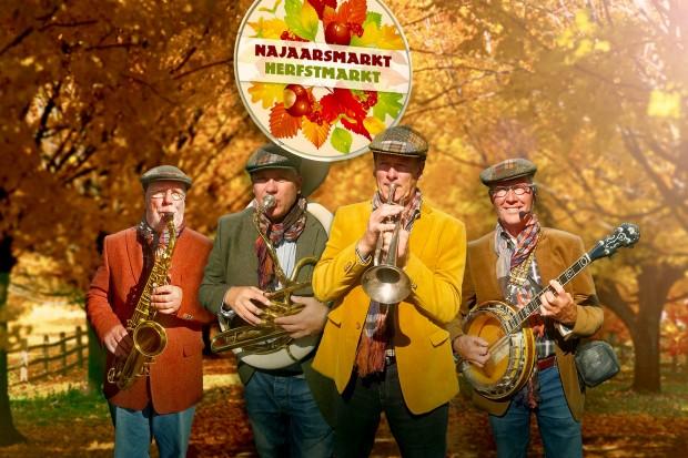 Dixieland Herfstband