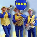 Dixieland Huisorkest Ikea