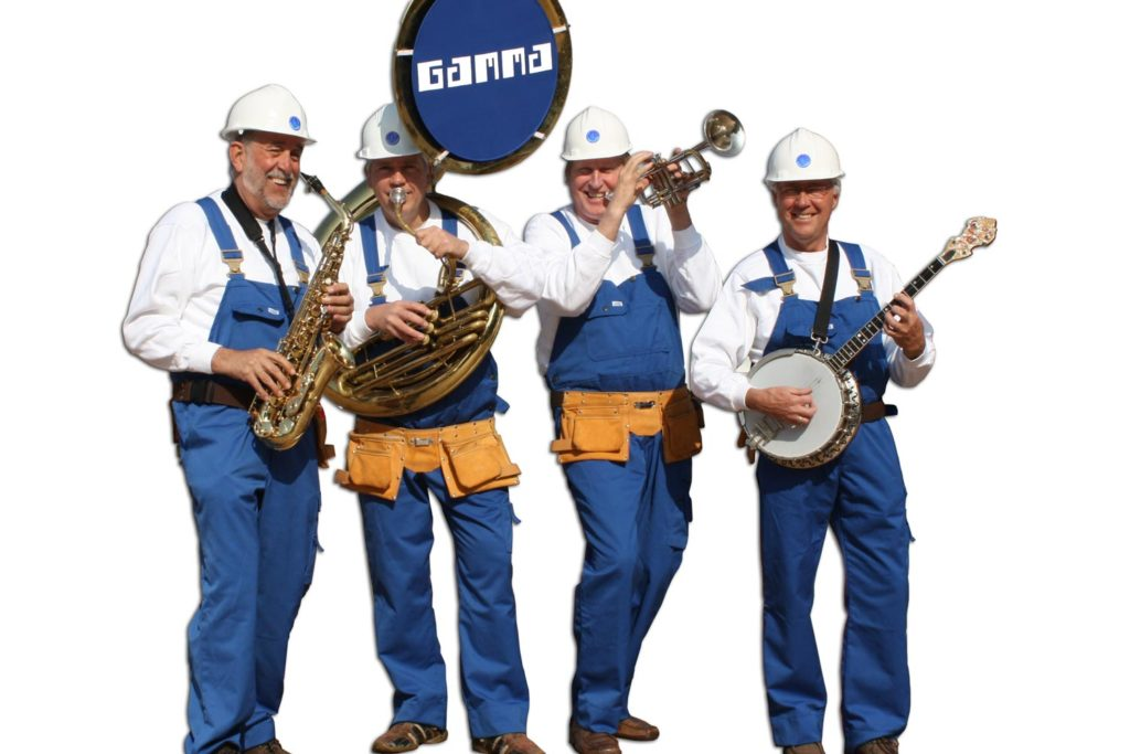 Huisorkest Gamma