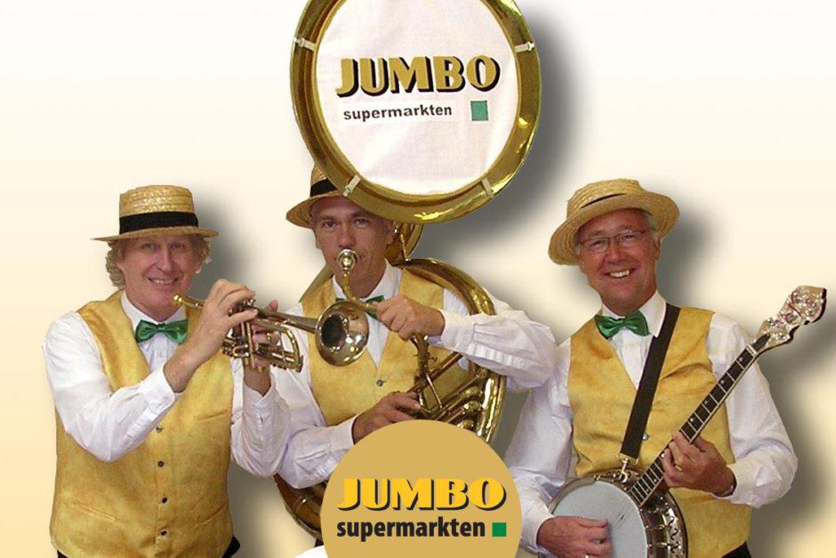 Dixieland Huisorkest Jumbo - Jazzband.nl