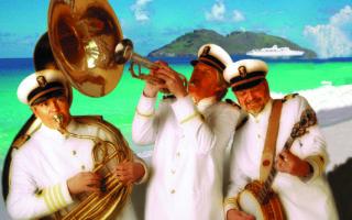 Maritiem Dixieland Orkest, kapiteinsorkest, zeemansorkest
